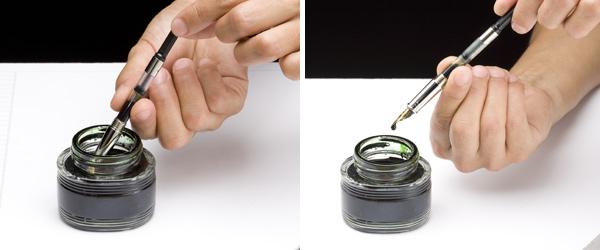 Fountain Ink Converter