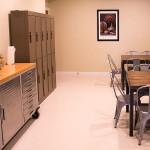 Dedicated break room