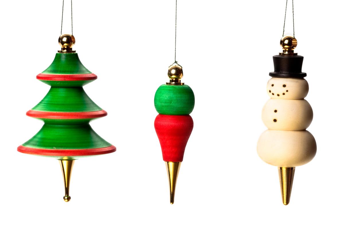 Ornaments fixed
