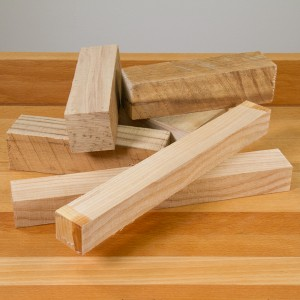 Use a Hardwood Like Ash or Maple